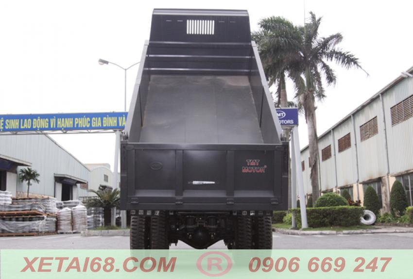 Cầu xe ben 8,5 tấn howo tmt