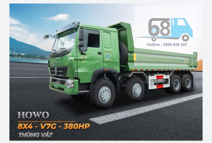 xe howo 2021