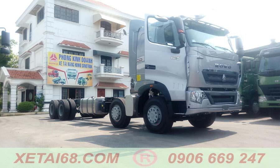 Thông số xe tải thùng howo