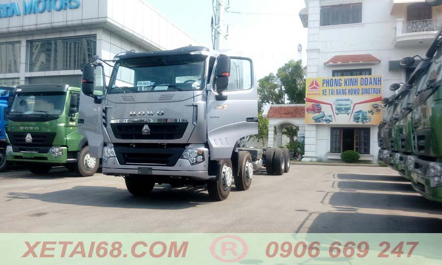 xe tải howo 2021